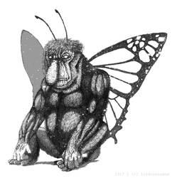 Random Creature Generator #06 by LordOrenamus