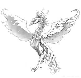Phoenix by LordOrenamus