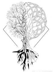 Geometree by LordOrenamus