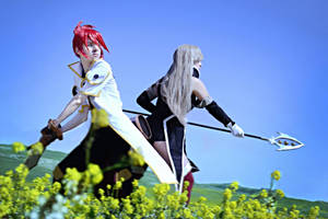 Tales of the Abyss by EliotCosplay
