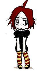 Doodle : Ruby Gloom by Dice-K