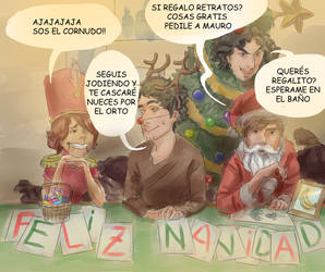Feliz Navidad! by zacaria-world