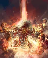 Viceverse RPG: Wild Battle Vs. by zacaria-world