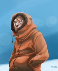Fanart: Kenny by zacaria-world