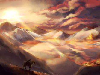 Lost Kingdom by zacaria-world