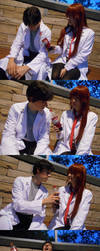 Steins Gate- This is why we can't be OTP by FireLightPhoenix