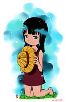 One Piece - Nico Robin by redisoj