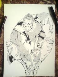Brother Logone sketch by redisoj