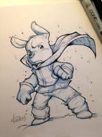 26 02 2017 sketch by redisoj