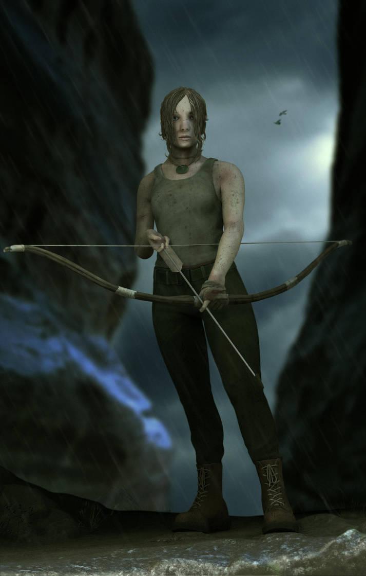 Tomb Raider Reborn by ColdHandLuke