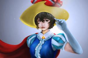 Princess Sapphire by atorot