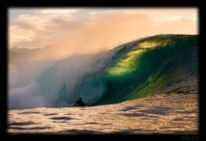 Hawaiian sunsets by Foleysphoto
