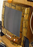 Steampunk Monitor Large by Unkillable-cat
