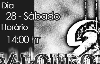 O Calouro 2 -Convite- by ge04