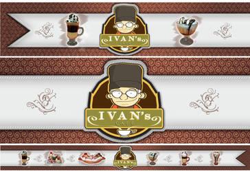 Banner Ivans Cafe by ge04