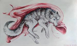 Daily Ink Sketch: 64 by Etchwyrm