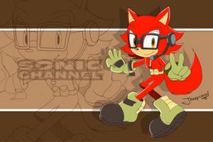 Custom Character - Sonic Force by Zaidylin