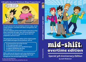 Mid-Shift: Overtime Edition cover by joshnickerson