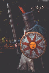 Dark Souls - Solaire Cosplay by Galactic-Reptile