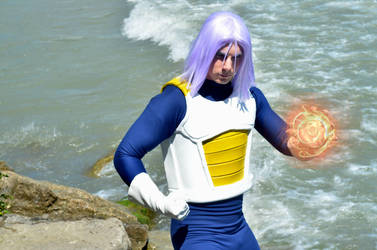 Dragon Ball Z - Trunks Cosplay by Galactic-Reptile