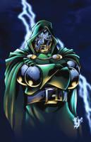 Doom: Ride the Lightning by BDStevens