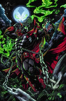 Spawn Colors - Battle Artist by BDStevens