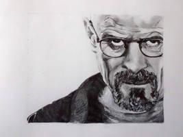 Walter White- Heisenberg by bettaskate89