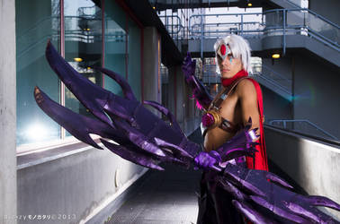 Varus by SacchyCosplay