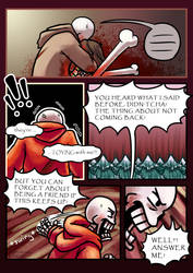 .: SwapOut : UT Comic [1-7] :. by ZKCats