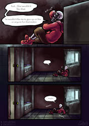 .: SwapOut : UT Comic [1-21] :. by ZKCats