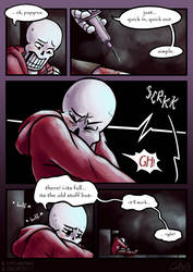 .: SwapOut : UT Comic [1-24] :. by ZKCats