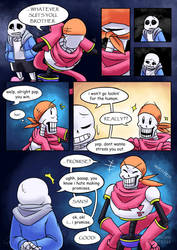.: SwapOut : UT Comic [3-15] :. by ZKCats