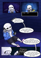 .: SwapOut : UT Comic [3-21] :. by ZKCats
