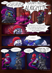 .: SwapOut : UT Comic [4-3] :. by ZKCats