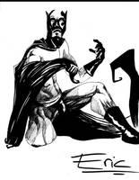 Batman by Erickendoka