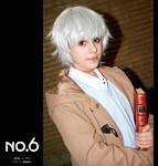 Shion - NO.6 by Noririn-Hayashi