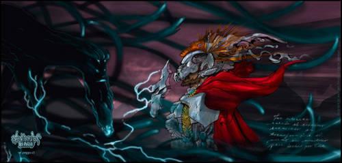 Athormen Monsters by PeGGO