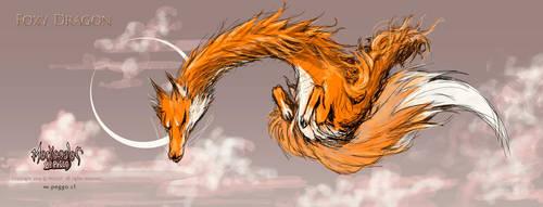 Foxy-Dragon by PeGGO
