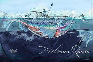 Fishman Quest (version II) by PeGGO