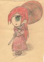 chibi cyclop girl by JofDragon