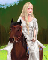 RGD-sgt mary mary - Daughter of Rohan Update by The-Tinidril