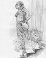 Galadriel's Garden - 14-DrawEverythingJune2 by The-Tinidril