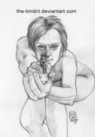 Bullseye - 16-DrawEverythingJune2 by The-Tinidril