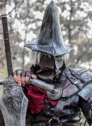 Abyss Watchers Cosplay by SPARTANalexandra