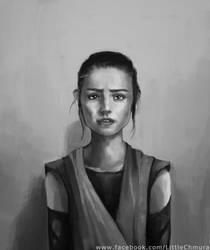 SW: 17-year-old Rey by LittleChmura