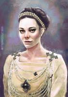 Hot Villains: Macbeth - Lady Macbeth by LittleChmura