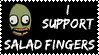 i support salad fingers by zomestamp