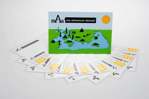 My Adventure Abroad Postcards by octofinity