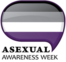 Asexual Awareness Week Logo by octofinity