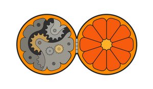 A Clockwork Orange, Literally by octofinity